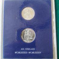 VATICANO  ANNO 1983/84   500 E 10000 Lire - Vaticano