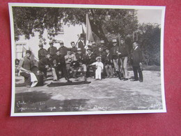 Portugal - Arquivo Fotográfico - Civis E Militares Republicanos Na Ermida De Arroios - Lisboa - Lisboa