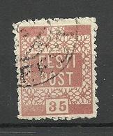 FAUX ESTLAND ESTONIA 1919 Michel 3 Fake Fälschung O - Estonie