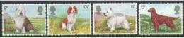 """-GB- 1979-""""Dog Breeds""""MNH(**) - 1952-.... (Elizabeth II)"""