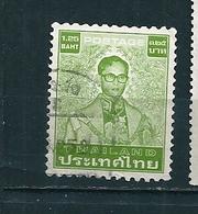 N°  968 Roi Rama IX  Thaïlande(1984)  Oblitéré - Thaïlande