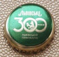 (LUXPT) - UA - L2 -  Capsula De Bieré Lvivske  - Ukraine - Bière