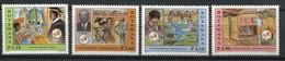 Botswana Mi# 856-9 Postfrisch MNH - Development - Botswana (1966-...)