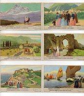 FIGURINE LIEBIG - 1949 - Abruzzo Pittoresco - Serie Completa Nr. 1472 (Sanguinetti) - Lingua Italiana - (FDC20920) - Liebig