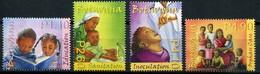 Botswana Mi# 901-4 Postfrisch MNH - Health Children Care - Botswana (1966-...)