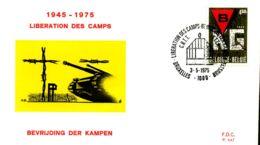 [E5048] - 1768 - FDC - Bevrijding Der Kampen - FDC