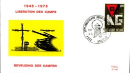 [E4977] - 1768 - FDC - Bevrijding Der Kampen - FDC