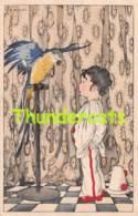 CPA ILLUSTRATEUR DESSIN ENFANT  FREDDIE LANGELER  ARTIST SIGNED CHILDREN CARD - Illustrators & Photographers