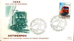 [E3975] - 1488 - FDC - Dag Van De Postzegel - 1961-70
