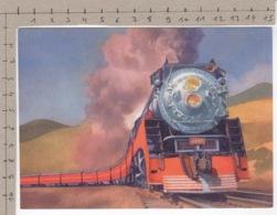 Daylight - Locomotive à Vapeur / Dampflokomotive / Steam Locomotive - Trains