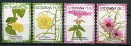 Botswana Mi# 941-4 Postfrisch MNH - Flora - Botswana (1966-...)
