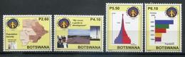 Botswana Mi# 945-8 Postfrisch MNH - Development - Botswana (1966-...)