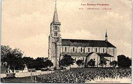64 -  BENEJACQ -- L'eglise - Sonstige Gemeinden