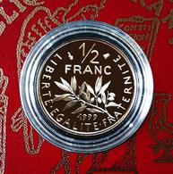 1/2 Franc SEMEUSE De 1999 En BE... - France