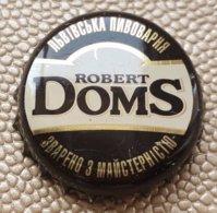 (LUXPT) - UA - L2 -  Capsula De Bieré Robert Doms Bohemskyj - Ukraine - Bière
