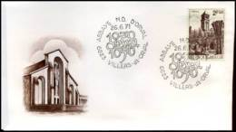 [D8756] België - FDC - 1592  -  Georges Hubin - FDC
