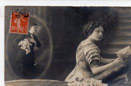 FEMMES 1013 : Le Courrier Du Cœur , édit. R P H 2802/4 Logo Un Rond Et Un Cheval - Femmes