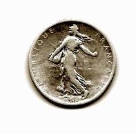 Monnaies Argent 2fr Semeuse 1899 - I. 2 Francs