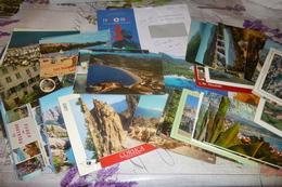 LOT DE 60 CARTES BOUCHES DU RHONE (13) - Cartes Postales