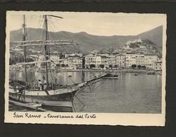 Italie / San Remo / Panorama Dal Porto - San Remo