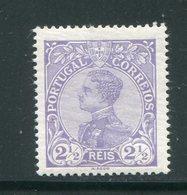 PORTUGAL- Y&T N°154- Neuf Avec Charnière * - 1910 : D.Manuel II
