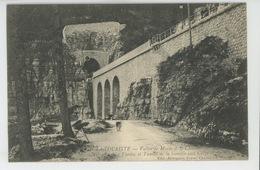 Vallée De MOREZ à SAINT CLAUDE - Viaduc Et Tunnel De La Gouille Aux Cerfs - Morez
