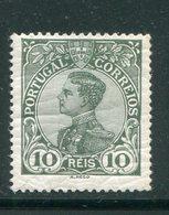 PORTUGAL- Y&T N°156- Neuf Avec Charnière * - 1910 : D.Manuel II