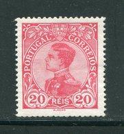 PORTUGAL- Y&T N°158- Neuf Avec Charnière * - 1910 : D.Manuel II