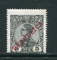 PORTUGAL- Y&T N°169- Neuf Avec Charnière * - 1910 : D.Manuel II