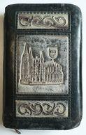 Portefeuille - Cathédrale Allemagne - Vintage - Porte Carte - Manucure - Porte Document - Carte D'identité Ouvriers - 54 Cards