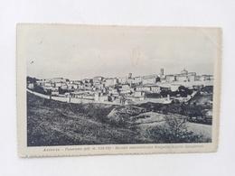 1916 - ARCEVIA (Ancona) - Panorama - Italy
