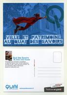 CP Pub - Ville Et Patrimoine Au Quai Des Savoirs, Toulouse, France - Museen