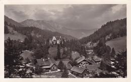 Göstling An Der Ybbs * Rotschildschloss, Steinbachtal, Gebirge, Alpen * Österreich * AK707 - Scheibbs
