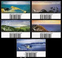 Nuova Zelanda / New Zealand 2013: Paesaggi Costieri / Coastlines ** - New Zealand