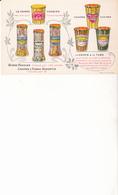 Le Verre Vosgien - Alexandre Truchot - Fabricant De Moutarde - Dijon - Publicité