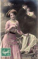 FEMMES 1016 : Le Réve , édit. R P H 2781/5 - Femmes