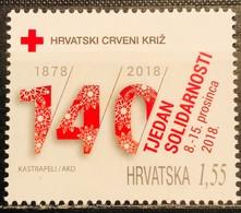 Croatia, 2018, Mi: ZZ 152 (MNH) - Croatie