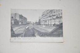 PARIS Boulevard Flandrin Chemin De Fer - Stations, Underground
