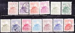 -Formosa 1960 Serie Non Completa Usata - 1945-... République De Chine