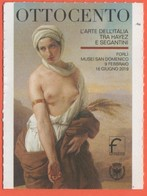 """Musei San Domenico Forlì - Mostra """"L'Arte Dell'Italia Tra Hayez E Segantini"""" - Biglietto D'Ingresso Ridotto - Usato - Biglietti D'ingresso"""