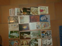 CAB0255 Lot De 37 Cartes : Religion Catholique : Joseph, Marie Jésus, Nativité, Etc... - 5 - 99 Karten