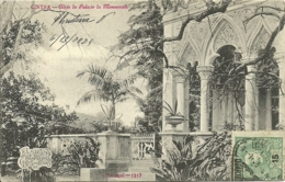 Portugal - Sintra -  Atrio Do Palacio Monserrate - Lisboa