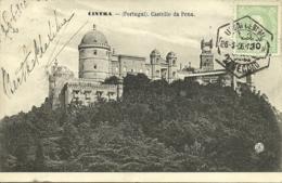 Portugal - Sintra - Castello Da Pena - Lisboa