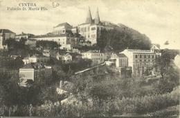 Portugal - Sintra - Palacio D. Maria Pia - Lisboa