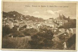 Portugal - Sintra - Palacio Da Rainha D. Maria Pia E Vista Parcial - Lisboa