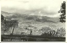 Portugal - Madeira - Vista Para O Monte - Madeira