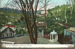 Portugal - Madeira - Fonte Do Monte - Madeira