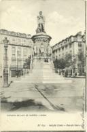 Portugal - Lisboa - Estátua De Luis De Camões - Precurseur - Lisboa