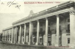 Portugal - Lisboa - Nova Fachada Do Museu De Artelheria - Lisboa