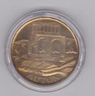 Autun La Porte D'arroux Et Le Théatre Antique 2007 - Monnaie De Paris